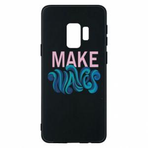 Etui na Samsung S9 Make wawes