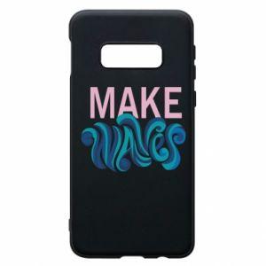 Etui na Samsung S10e Make wawes