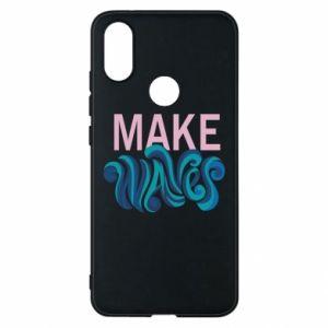 Etui na Xiaomi Mi A2 Make wawes