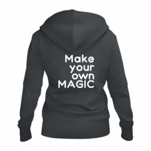 Damska bluza na zamek Make your own MAGIC