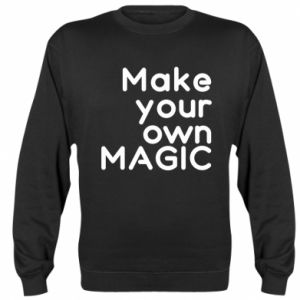 Bluza (raglan) Make your own MAGIC
