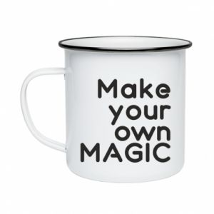 Enameled mug Make your own MAGIC