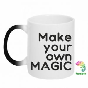 Magic mugs Make your own MAGIC
