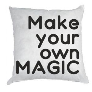 Pillow Make your own MAGIC