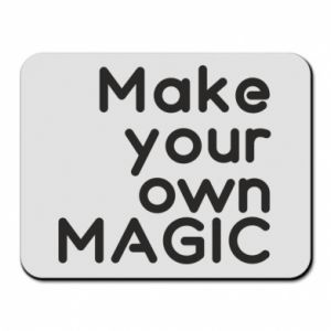 Mouse pad Make your own MAGIC