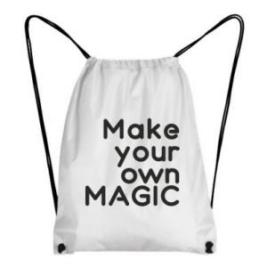 Backpack-bag Make your own MAGIC