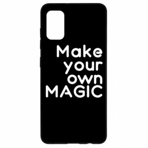 Samsung A41 Case Make your own MAGIC