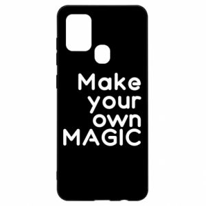 Samsung A21s Case Make your own MAGIC