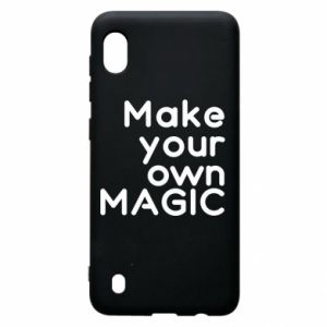 Samsung A10 Case Make your own MAGIC