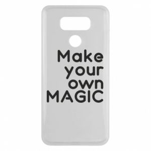 LG G6 Case Make your own MAGIC