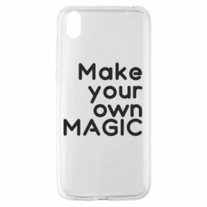 Huawei Y5 2019 Case Make your own MAGIC