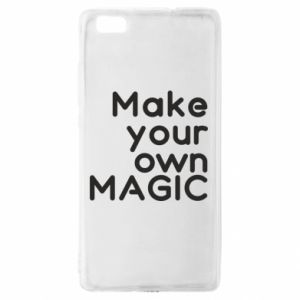Huawei P8 Lite Case Make your own MAGIC