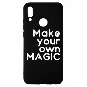 Huawei P Smart 2019 Case Make your own MAGIC