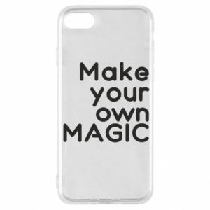 iPhone SE 2020 Case Make your own MAGIC