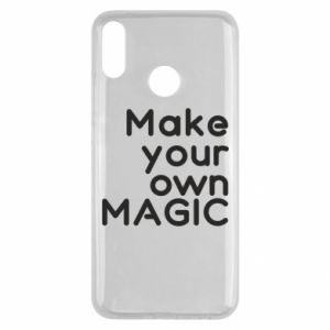 Huawei Y9 2019 Case Make your own MAGIC