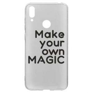 Huawei Y7 2019 Case Make your own MAGIC
