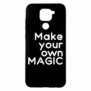 Xiaomi Redmi Note 9 / Redmi 10X case % print% Make your own MAGIC