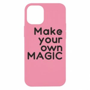 iPhone 12 Mini Case Make your own MAGIC