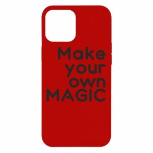 iPhone 12 Pro Max Case Make your own MAGIC