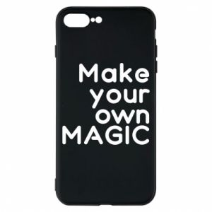 Etui na iPhone 8 Plus Make your own MAGIC
