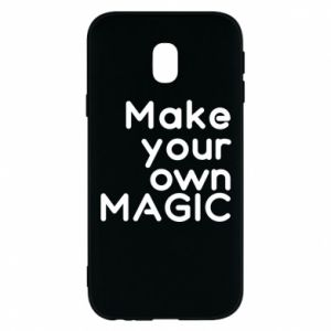 Etui na Samsung J3 2017 Make your own MAGIC