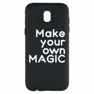 Etui na Samsung J5 2017 Make your own MAGIC