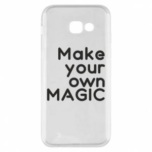 Etui na Samsung A5 2017 Make your own MAGIC