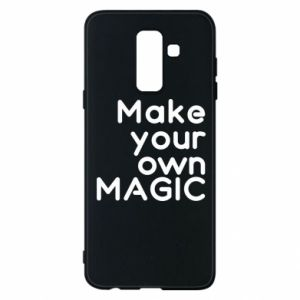 Etui na Samsung A6+ 2018 Make your own MAGIC