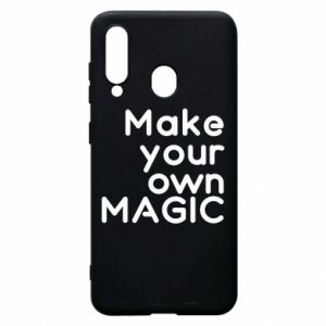 Etui na Samsung A60 Make your own MAGIC