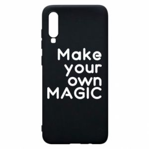 Etui na Samsung A70 Make your own MAGIC