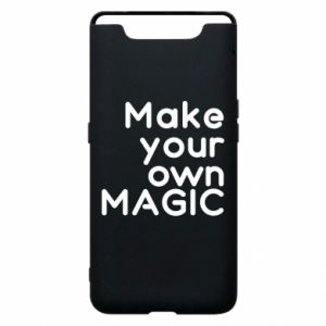 Etui na Samsung A80 Make your own MAGIC