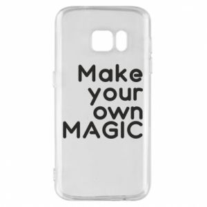 Etui na Samsung S7 Make your own MAGIC