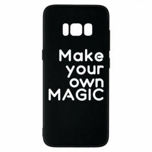 Etui na Samsung S8 Make your own MAGIC