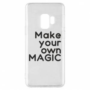 Etui na Samsung S9 Make your own MAGIC