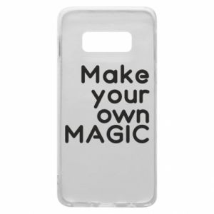 Etui na Samsung S10e Make your own MAGIC