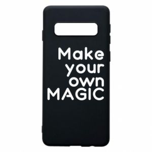 Etui na Samsung S10 Make your own MAGIC