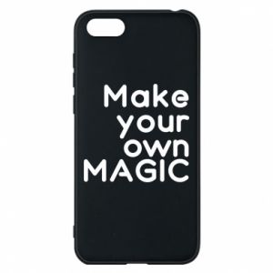 Etui na Huawei Y5 2018 Make your own MAGIC