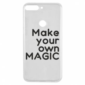 Etui na Huawei Y7 Prime 2018 Make your own MAGIC