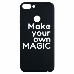 Etui na Huawei P Smart Make your own MAGIC