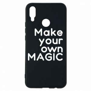 Huawei P Smart Plus Case Make your own MAGIC