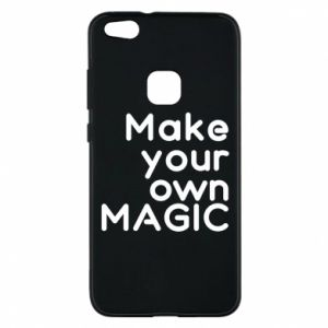 Etui na Huawei P10 Lite Make your own MAGIC