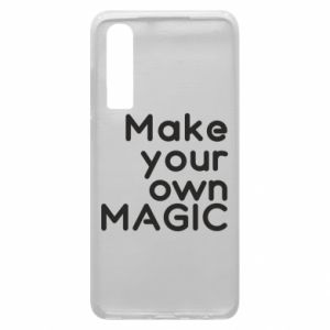 Etui na Huawei P30 Make your own MAGIC