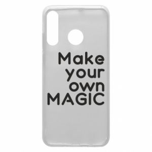 Etui na Huawei P30 Lite Make your own MAGIC