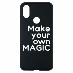 Etui na Xiaomi Mi A2 Make your own MAGIC