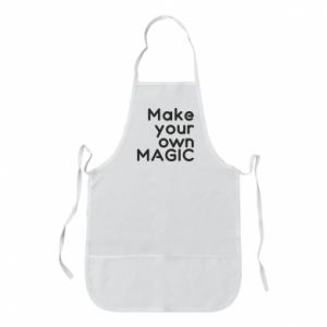 Apron Make your own MAGIC