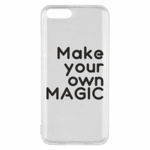 Etui na Xiaomi Mi6 Make your own MAGIC