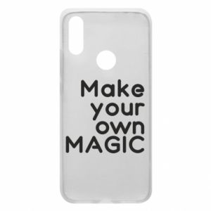 Etui na Xiaomi Redmi 7 Make your own MAGIC