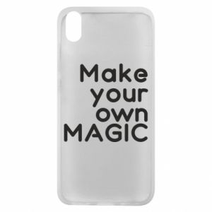 Etui na Xiaomi Redmi 7A Make your own MAGIC