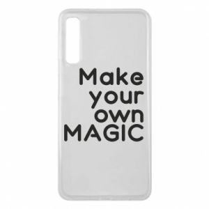 Etui na Samsung A7 2018 Make your own MAGIC