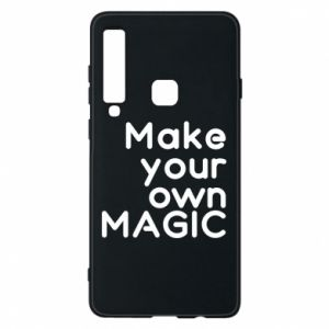 Etui na Samsung A9 2018 Make your own MAGIC